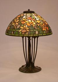 TIffany Studios Daffodil Table Lamp at 1stdibs