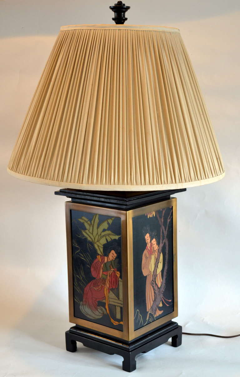 Asian Table Lamp Norman Perry Asian Modern Table Lamp
