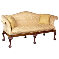 Small Crop Of Camel Back Sofa