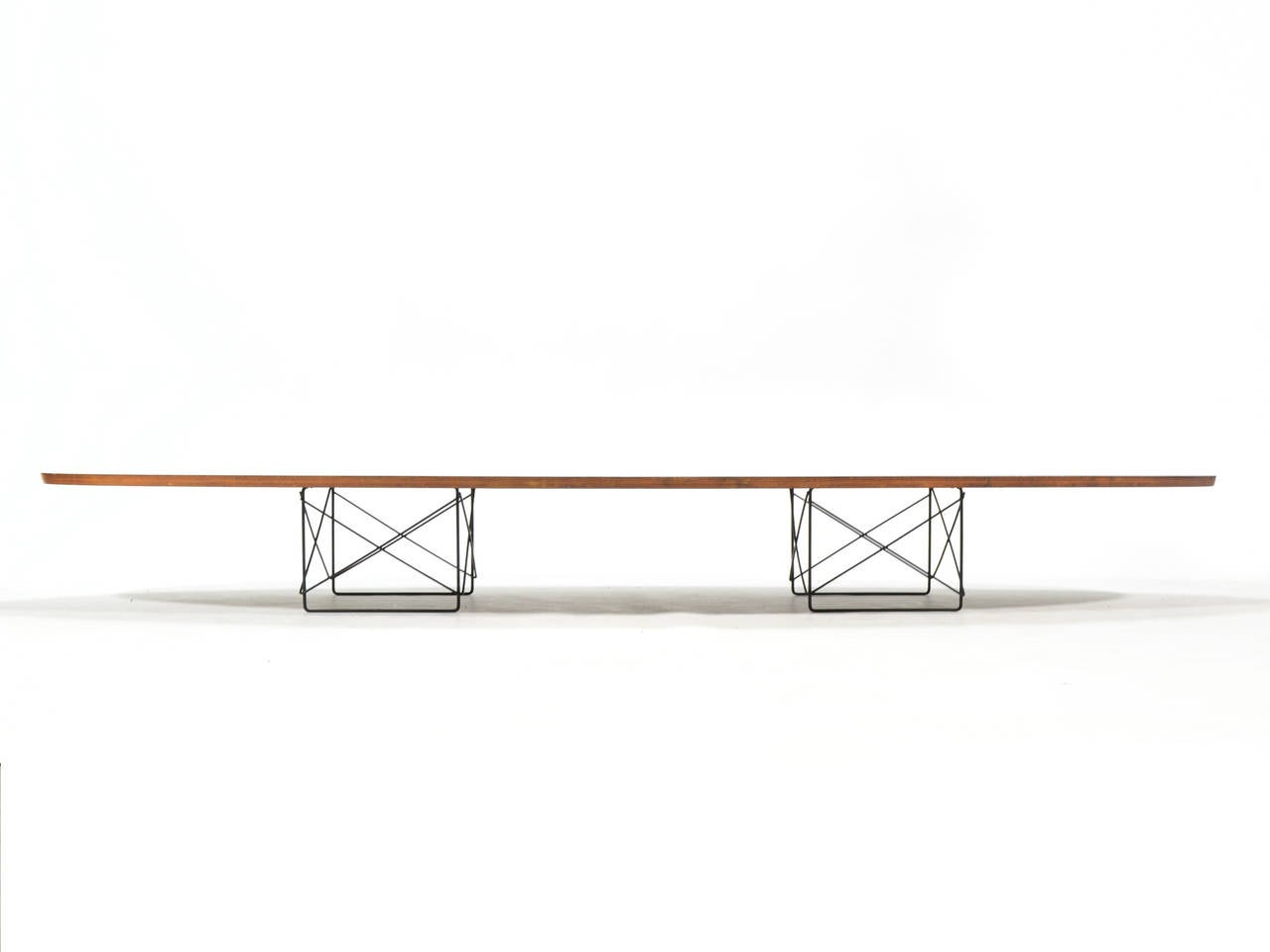 Eames Etr Quot Surfboard Quot Coffee Table By Herman Miller At 1stdibs