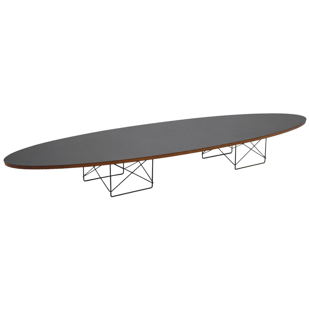 Surfboard Tables For Sale Eames Etr Quotsurfboard Quot Coffee Table By Herman Miller At 1stdibs