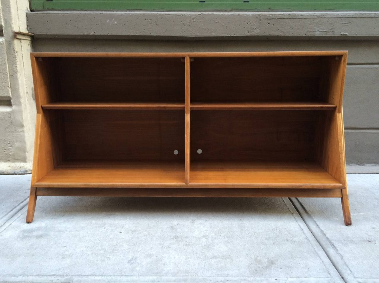 Open Bookcase For Drexel By Stewart Mcdougall And Kipp