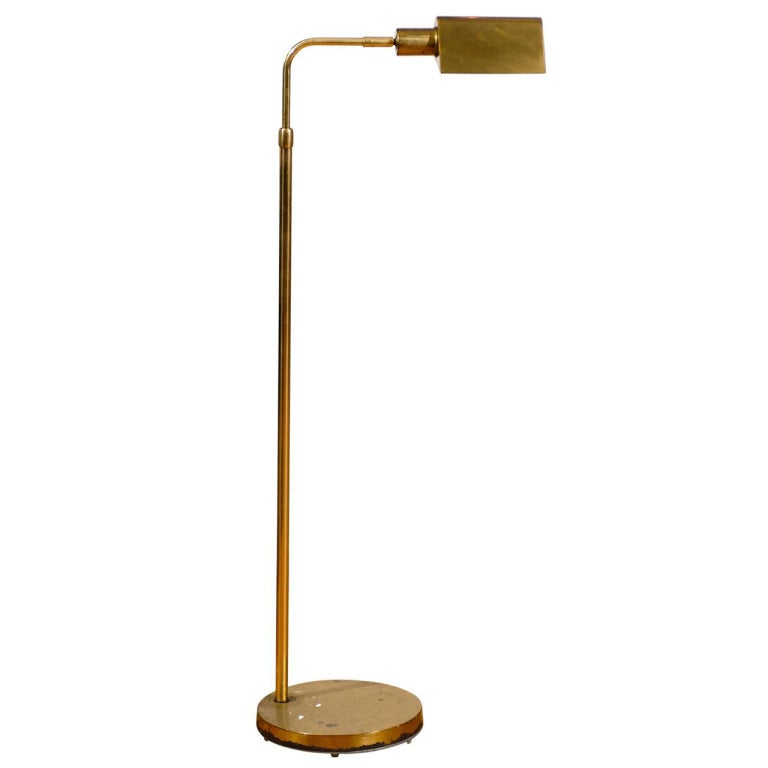 Beaufiful mid century lucite lamp mid century modern pendant lamp pharmacy floor lamp of brass at 1stdibs mozeypictures Choice Image
