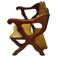 Prayer Chair Antique | Antique Furniture