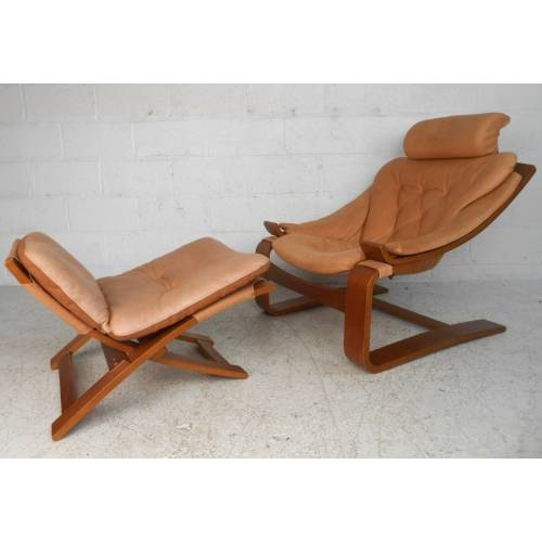 Medium Crop Of Leather Chair Mid Century