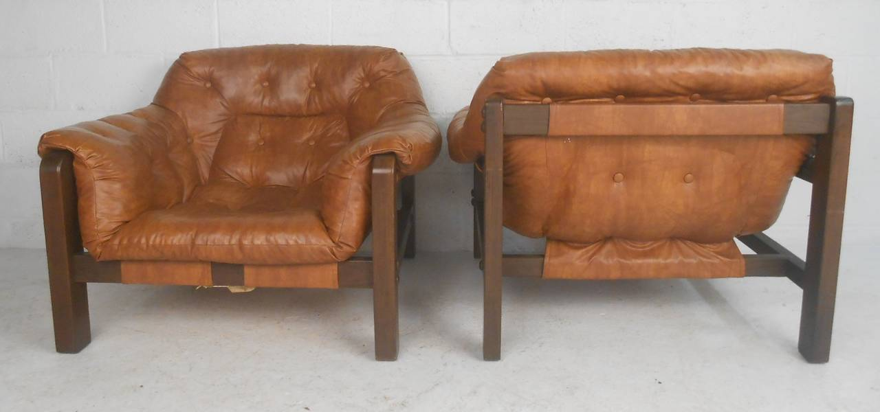 Lounge Chairs With Ottoman At 1stdibs