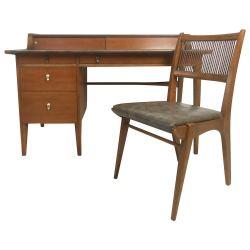 Small Crop Of Mid Century Modern Desk