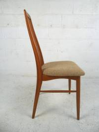 "Mid-Century Modern Danish Teak ""Eva"" Dining Chairs for ..."