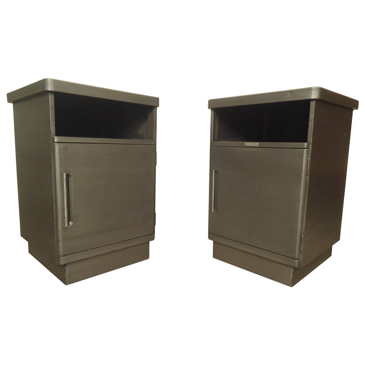 Open Cabinet Single Side Cabinet By Steelmaster