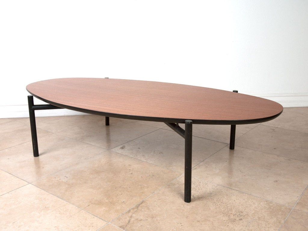 Surfboard Tables For Sale Surfboard Coffee Table By Donald R Knorr For Vista At 1stdibs