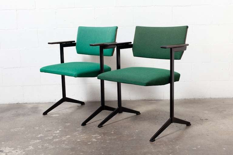 Friso Kramer Style Arm Chair By Auping For Sale At 1stdibs