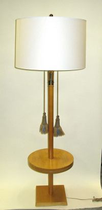 1960 Tommi Parzinger Original Floor Lamp For Sale at 1stdibs