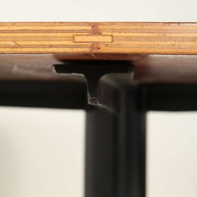 xxl round industrial table 225 cm 7ft 4 6 inch diameter