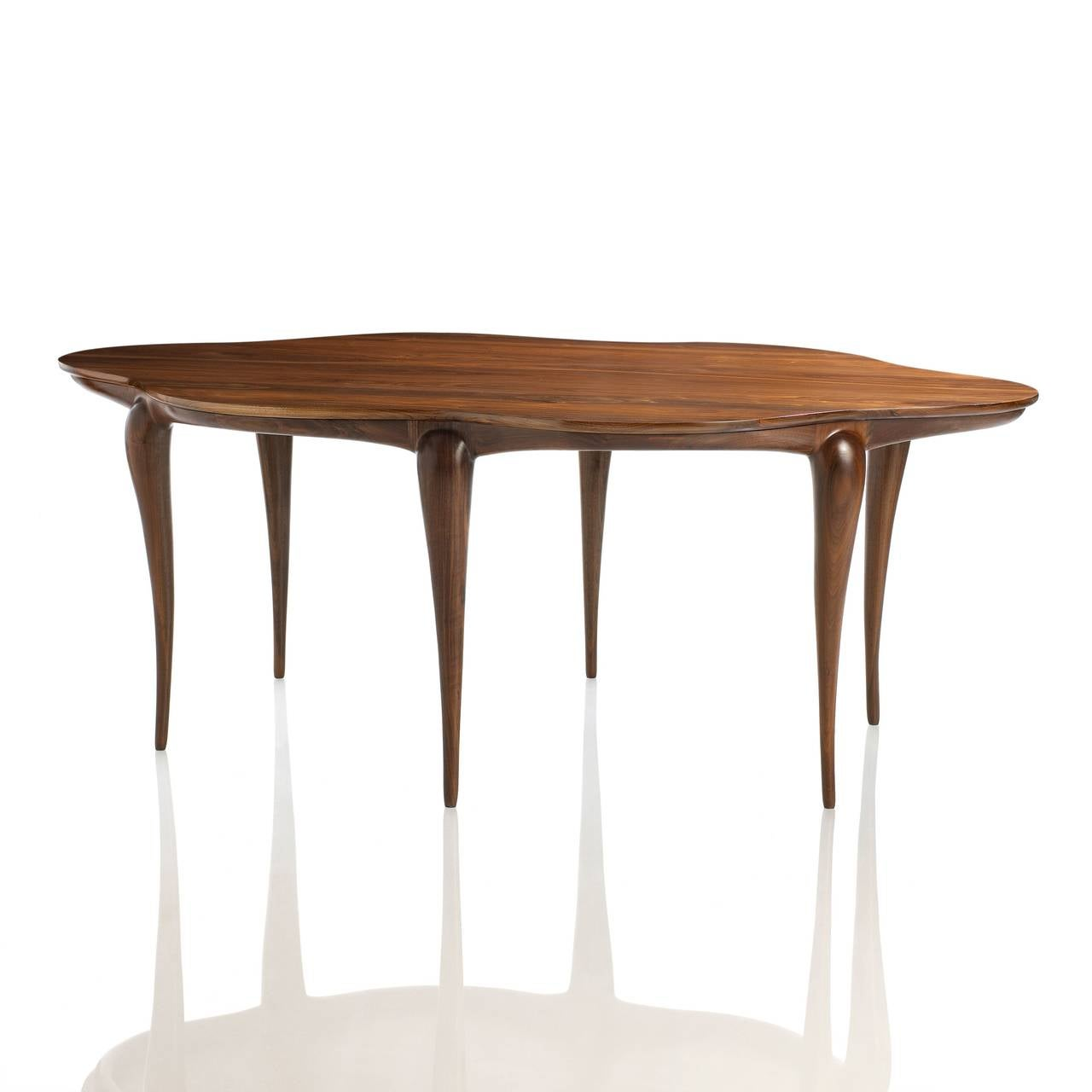 Long Dining Table For Sale Limited Edition Dining Table By Ask Emil Skovgaard For
