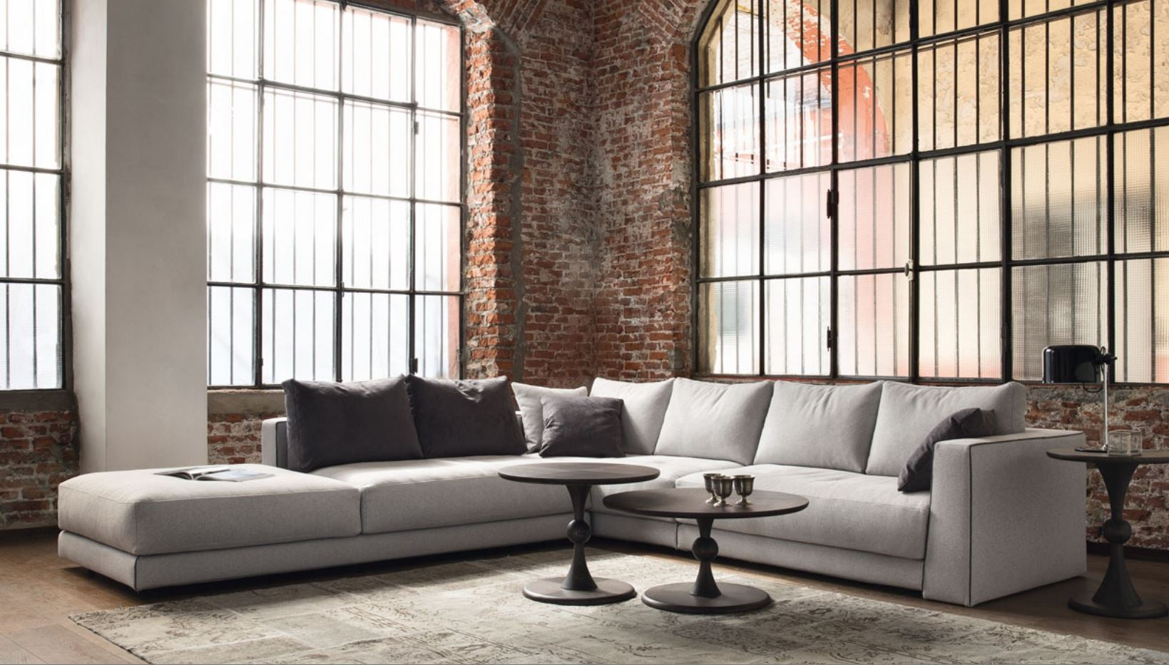 Italian Contemporary Sofas Italian Designer Sofa With Sculptural Arms Made In Italy Fabric Or Leather