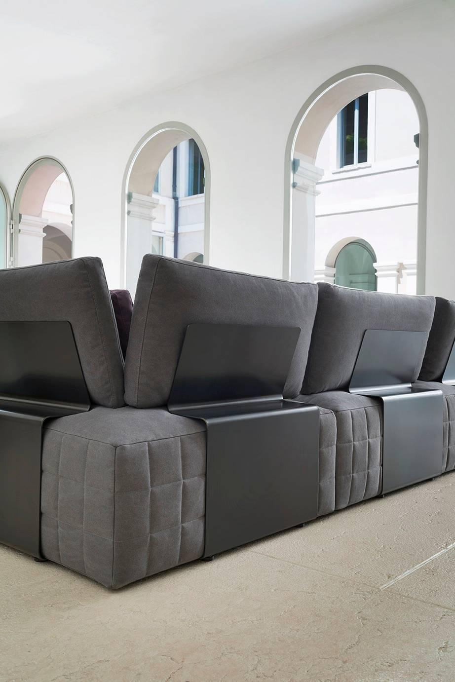 Sectional Bed Sofa Italian Modular Sectional Sofa Modern Design Made In Italy