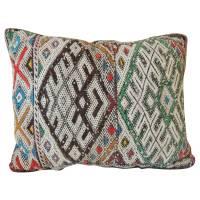 Vintage Moroccan Pillow. at 1stdibs