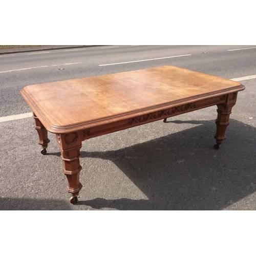 Medium Crop Of Oak Dining Table