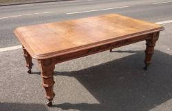 Small Of Oak Dining Table