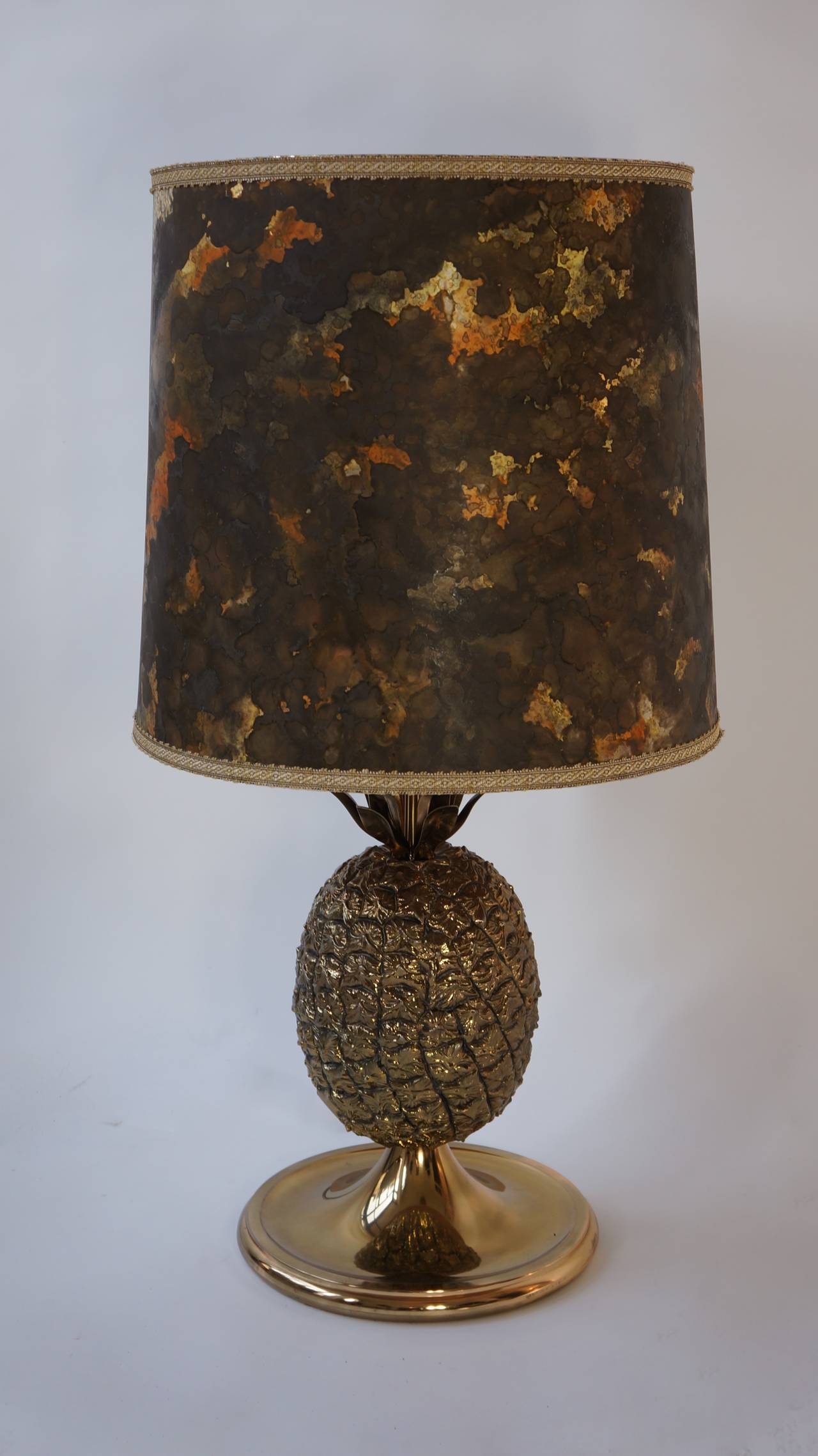 Large Lamps For Sale Beautiful Large Pineapple Table Lamp For Sale At 1stdibs