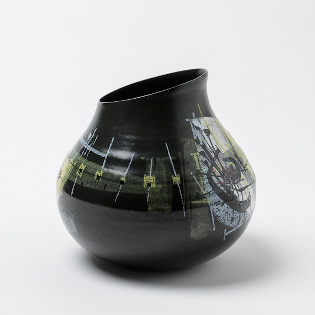 Unique Vases For Sale Unique And Rare Earthenware Vase By Robert Deblander For