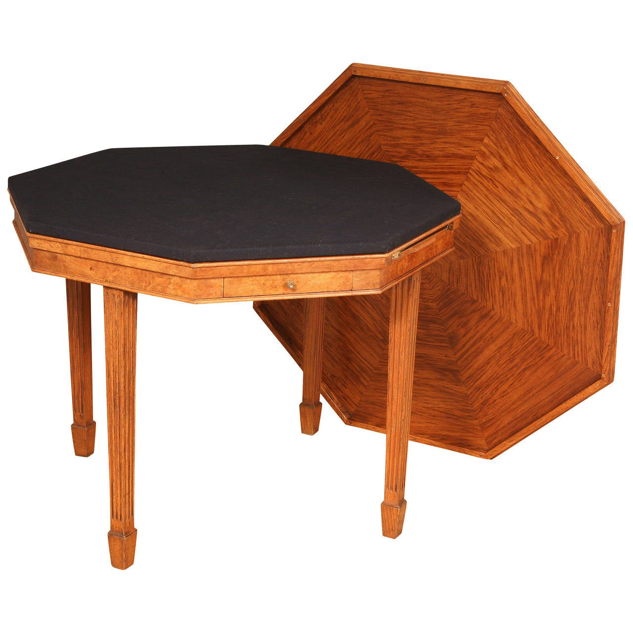 Dual Purpose Coffee Tables Dual Purpose Card Table At 1stdibs