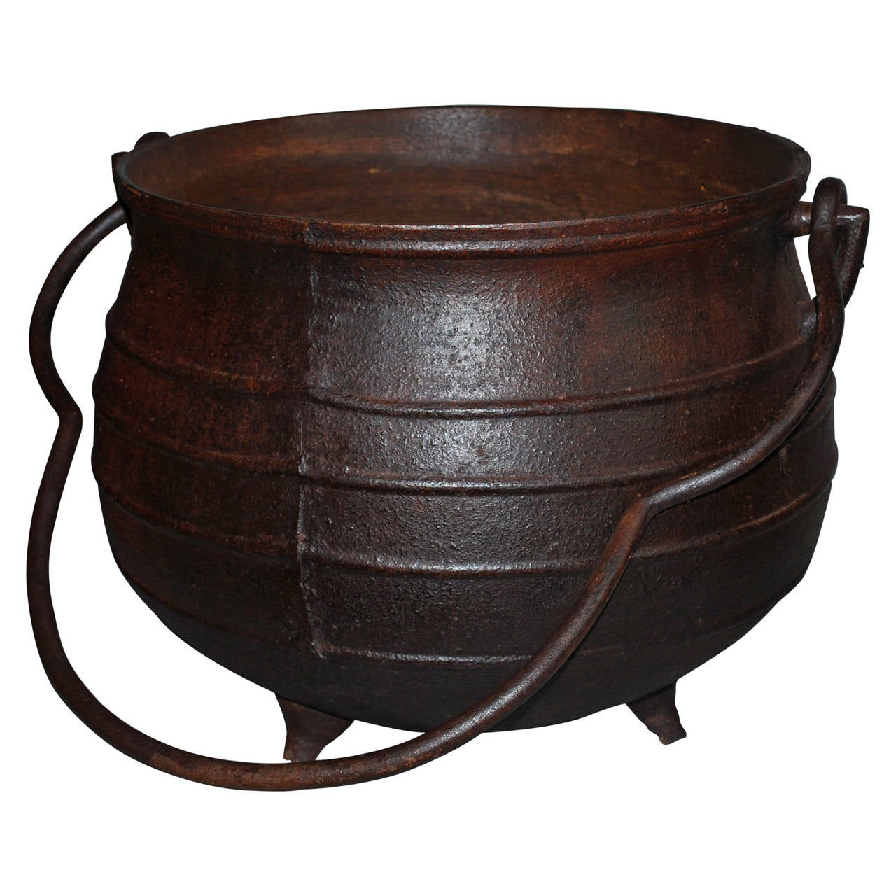 Cast Iron Pot Early 19th Century Cast Iron Pot Or Kettle For Sale At 1stdibs