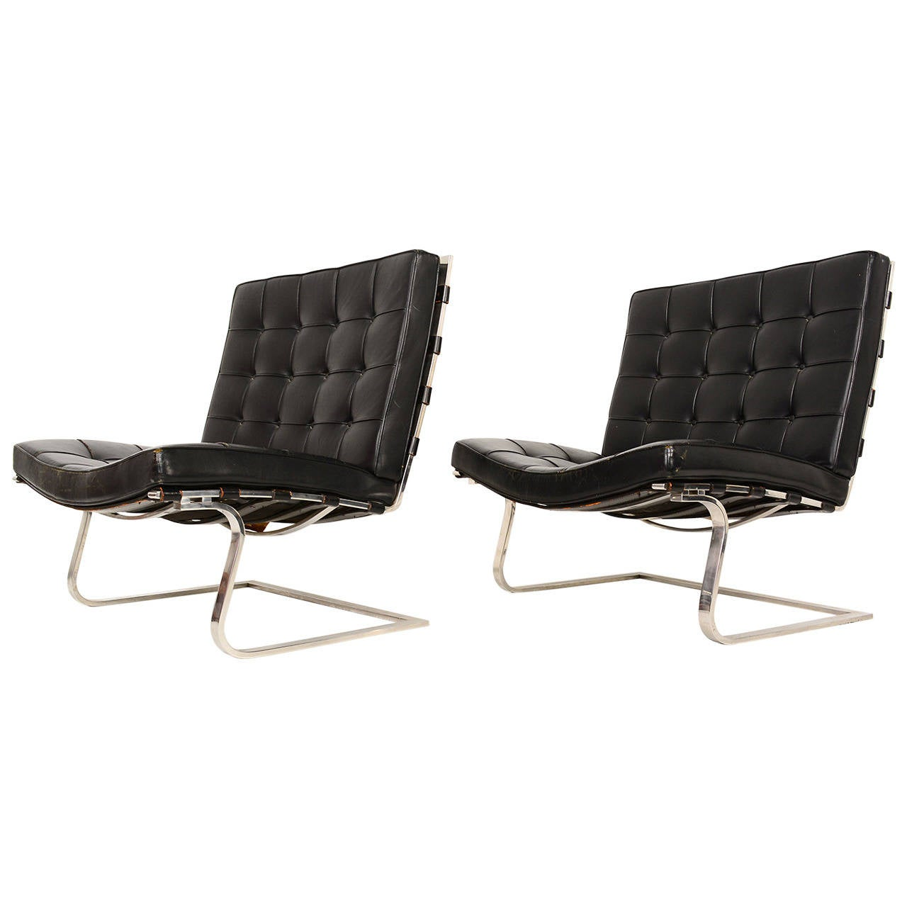 Knoll Sessel Mies Von Der Rohe Tugendhat Lounge Sessel Für Knoll