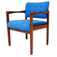 Mid-Century Modern Office Chair For Sale at 1stdibs