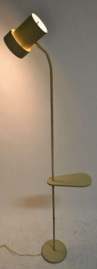 Unusual Possibly Unique Adjustable Floor Lamp at 1stdibs
