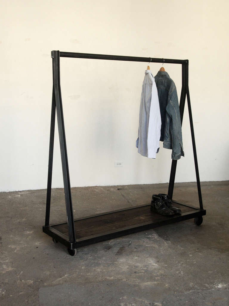 Industrial Clothing Rack A Frame Clothing Rack