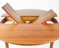 Mid-Century Teak Extending Dining Table by Malcolm Walker ...