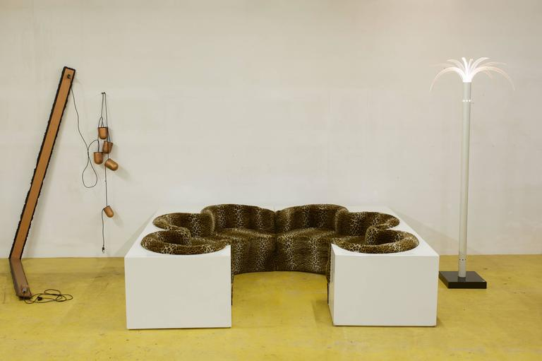 "Horst Brüning Seating Landscape ""safari"" By Archizoom At 1stdibs"