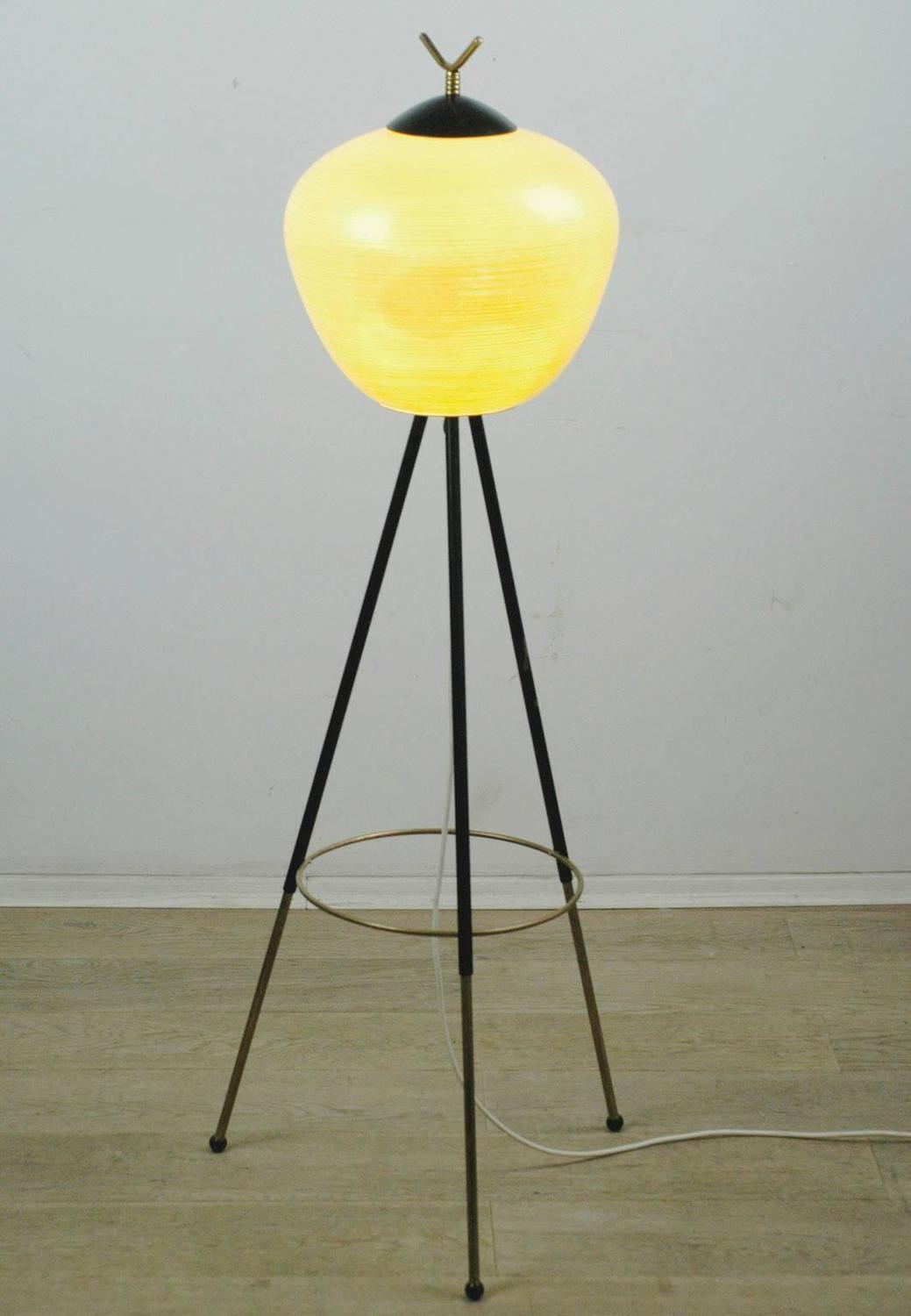 Tripod Floor Lamps Sale Stilnovo Tripod Floor Lamp For Sale At 1stdibs