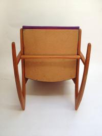 1950s Danish Rocking Chair by Designer Soren Jensen ...