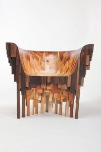 Unique Multiple Timber Chair, Yard Sale Project For Sale ...