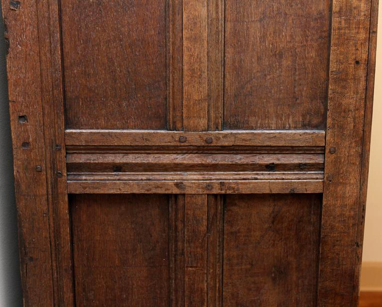 16th Century French Gothic Armoire At 1stdibs