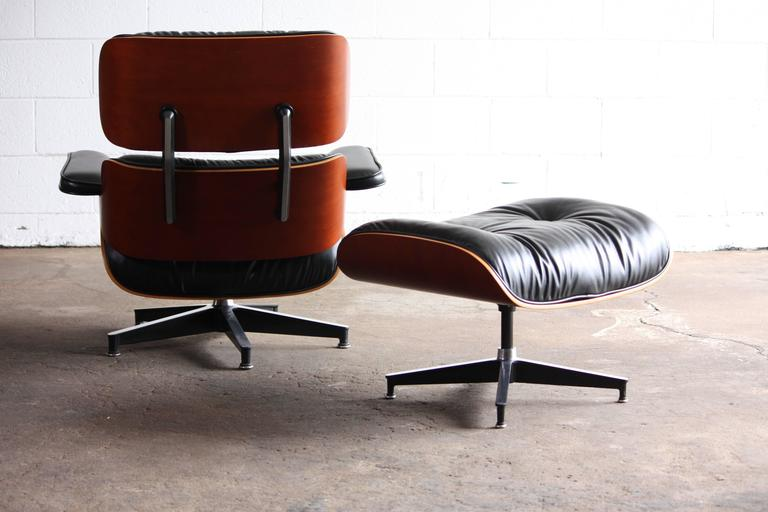 Eames Lounge Chair And Ottoman For Herman Miller At 1stdibs