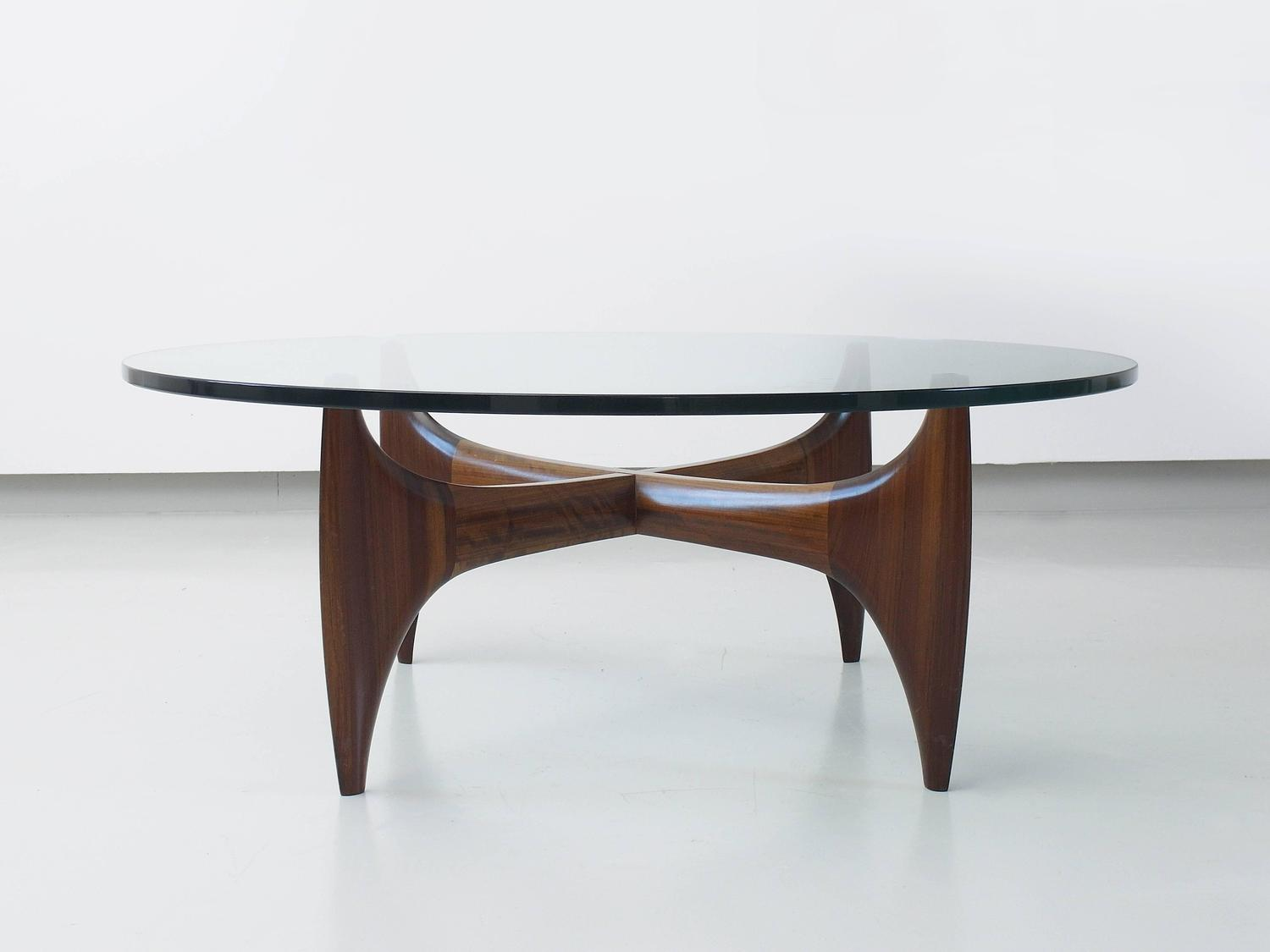 Sculptural Coffee Tables High Quality Brazilian Sculptural Coffee Table In Solid