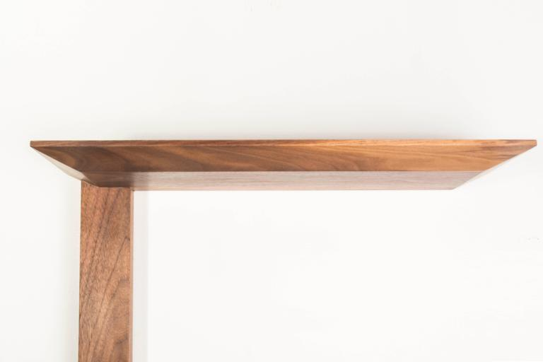Elemen Shelves Ii American Walnut Handmade Original