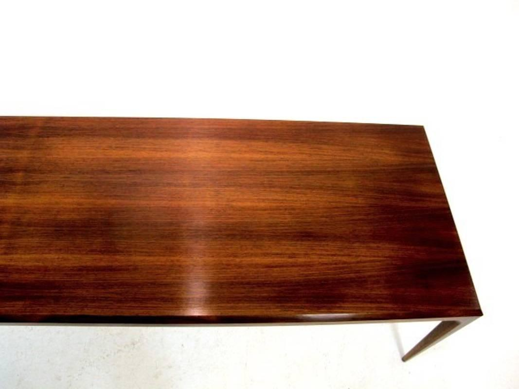 Long Slim Coffee Table Very Long Narrow Coffee Table Or Bench By Johannes
