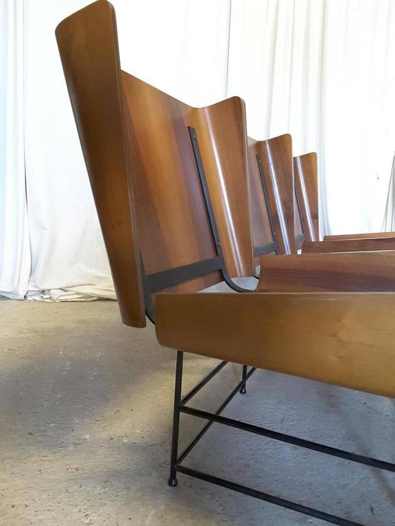 Sofa Harrogate Sale Italian Mid-century Bent Plywood Shell Sofa For Sale At
