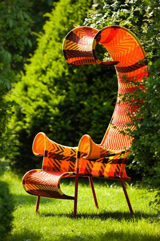 Moroso Shadowy Armchair For Indoor And Outdoor For Sale At