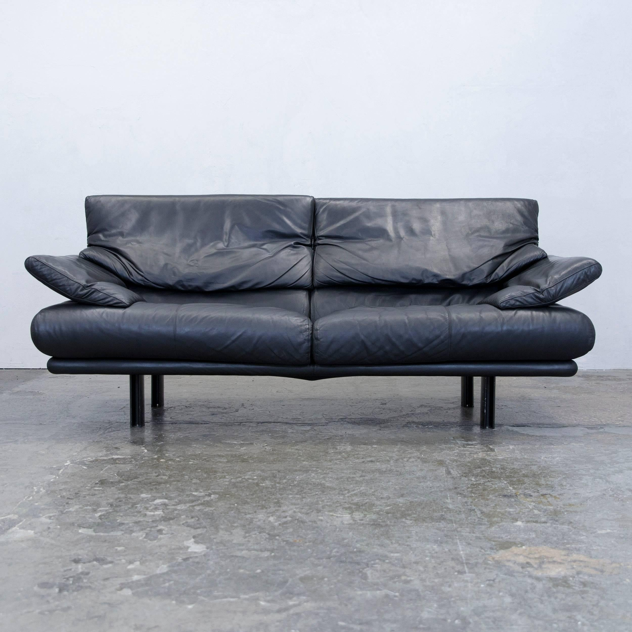 Bettsofa Hamburg Deluxe Boxspring Polstermbel Big Sofa Schwarz Polsterbett With Boxspring