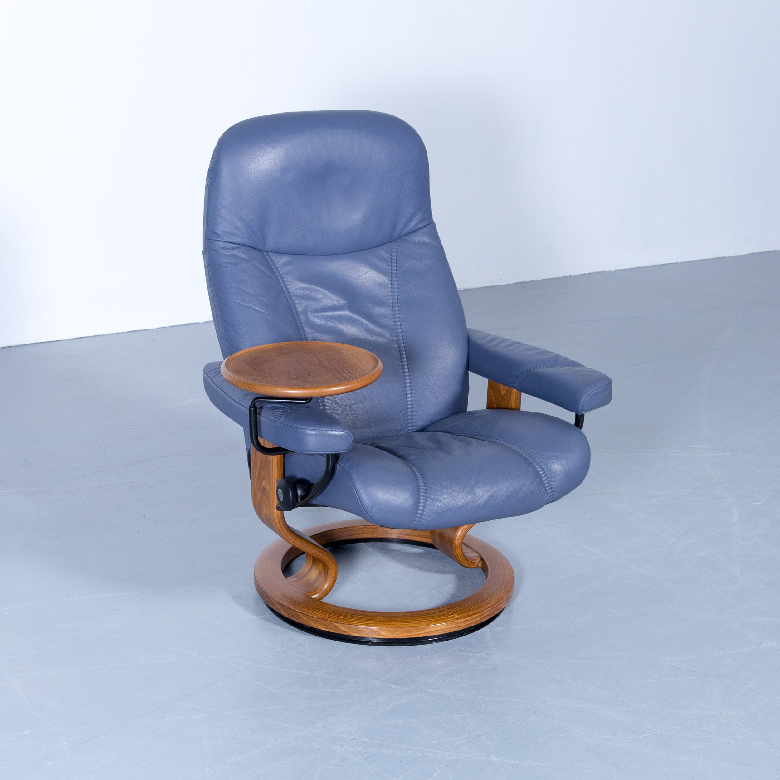 Stressless Consul Preisvergleich Stressless Consul Relax Armchair Light Blue Leather Relax Function Tv Recliner