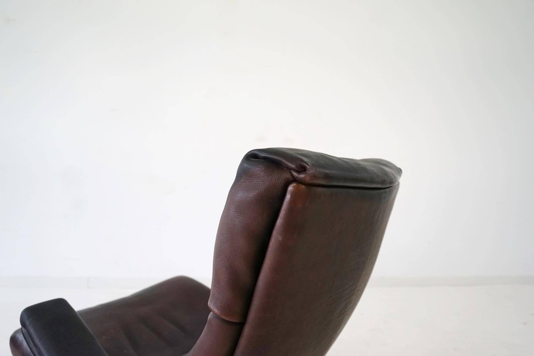 Lounge Sessel Extreme Lounging De Sede Lounge Swivel Arm Relax Chair And Ottoman