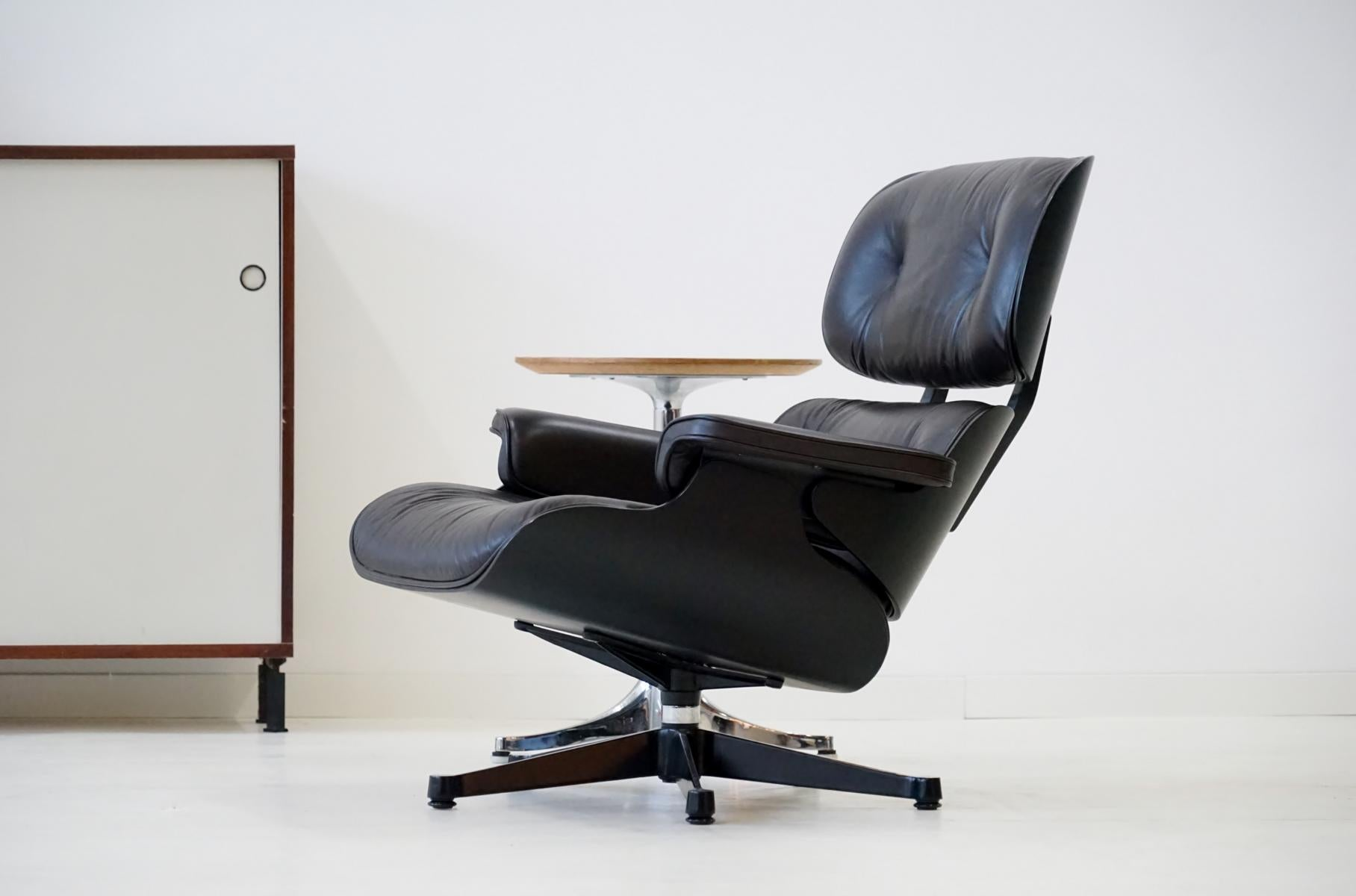 Lounge Sessel Eames Original Lounge Chair By Charles Eames Vitra From Exhibition
