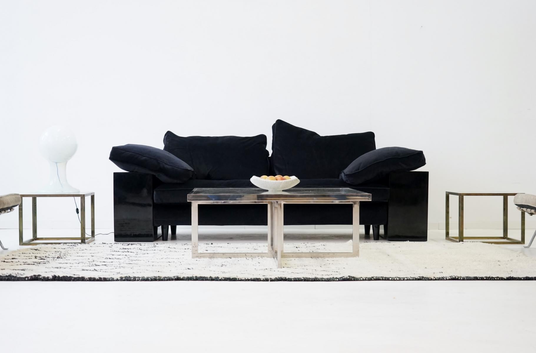 Design Klassiker 19th Century Sofa Lota By Eileen Gray Canapé Lounge Daybed