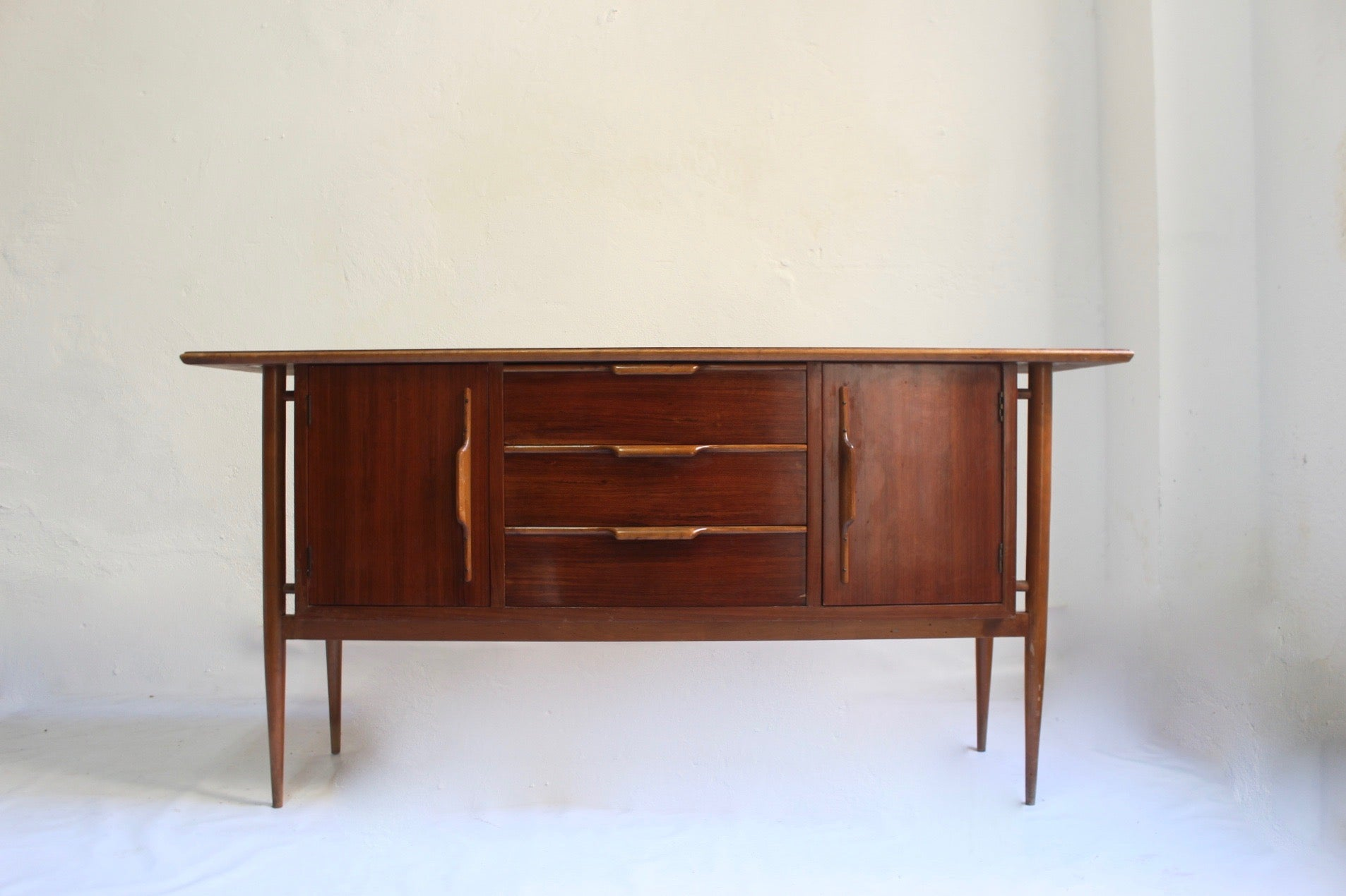 Valencia Buffet Sideboard Midcentury Short Spanish Sideboard Or Buffet 1960s