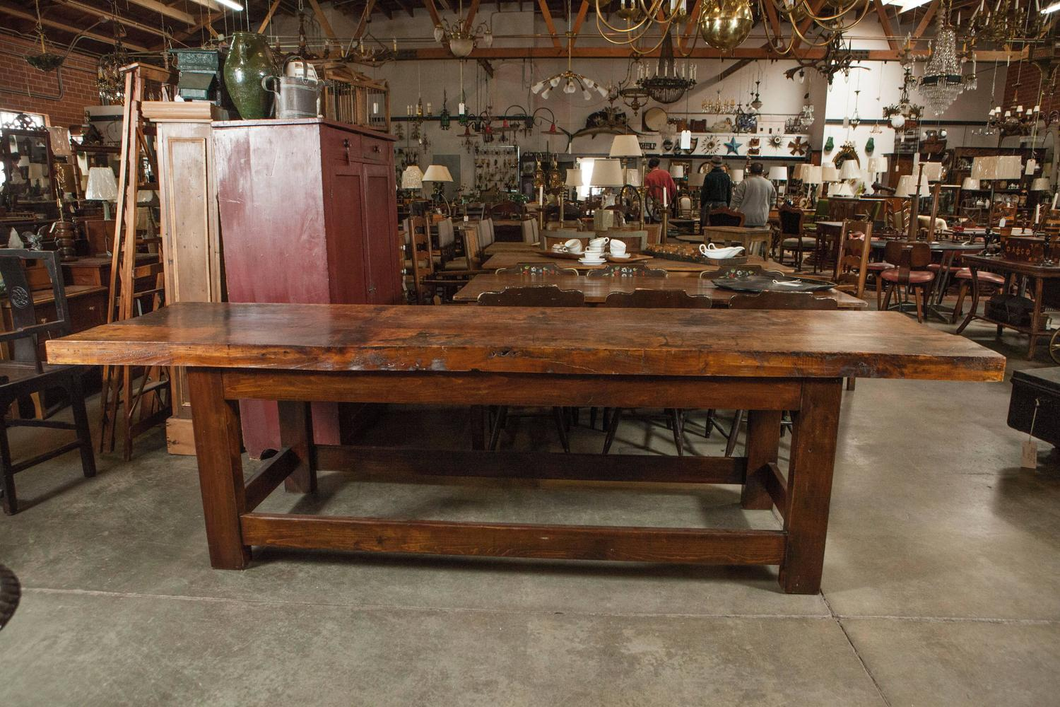 Long Dining Table For Sale Long Dining Console Table For Sale At 1stdibs